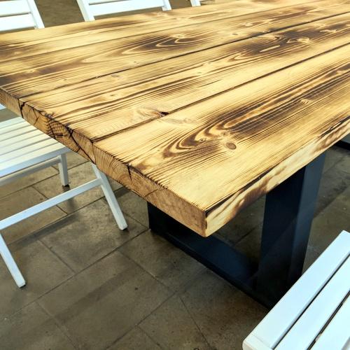Banketttische Und Holzbohlen Tische Mieten Barnane Net Mietmobel